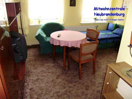 Möbliertes 1-Zimmerappartement