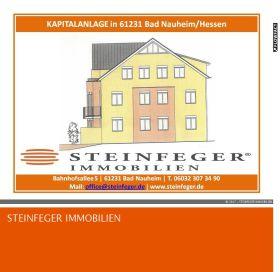 Mehrfamilienhaus in Bad Nauheim  - Bad Nauheim