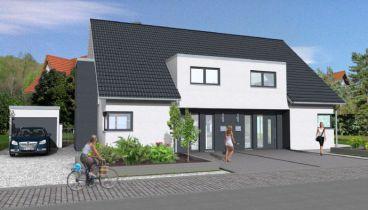 Doppelhaushälfte in Brüggen  - Bracht