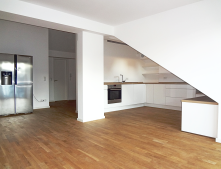 Dachgeschosswohnung in Hannover  - Mitte