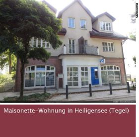 Maisonette in Berlin  - Heiligensee