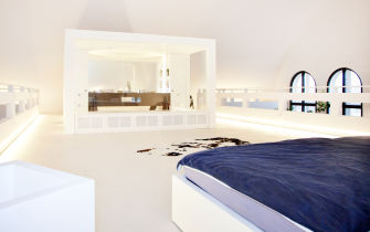 Penthouse in Riegel