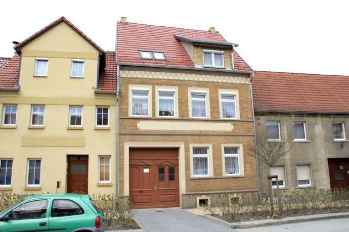 Wohnhaus in der Kurstadt Bad Schmiedeberg mit Garten und separatem Wohnbereich im Erdgeschoss