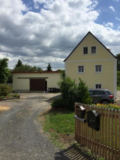 -RESERVIERT-Schönes Mehrfamilienhaus mit großem Grundstück  in OSTRITZ zu verkaufen
