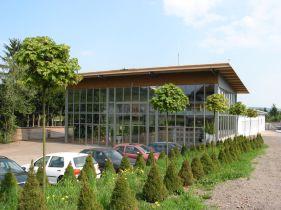 Halle mit Produktion in Wadern  - Wadrill