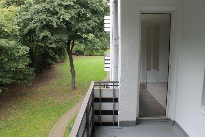 Helle 3-Zimmer Wohnung mit Balkon in Duisburg Hamborn