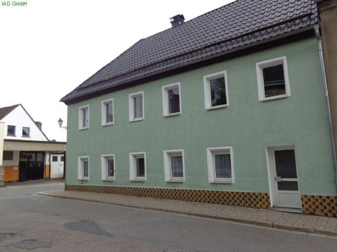 Zweifamilienhaus in zentraler Stadtlage