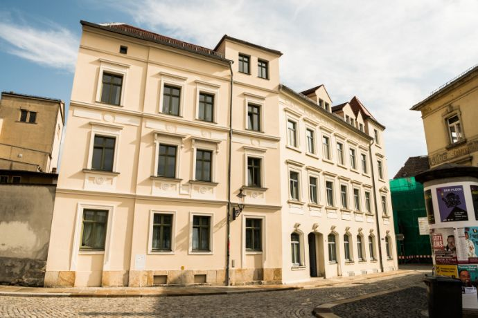 Eigentumswohnung in ruhiger Lage im Stadtzentrum