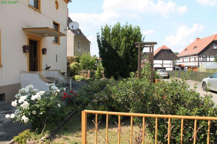 Ruhig gelegenes, freistehendes Haus am Fuße des Zittauer Gebirges