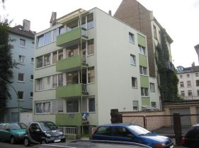 Erdgeschosswohnung in Frankfurt am Main  - Nordend-West