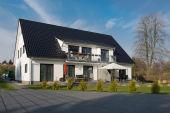 Willkommen zu Hause, DH Neubau auf einer Ebene in Oldenfelde