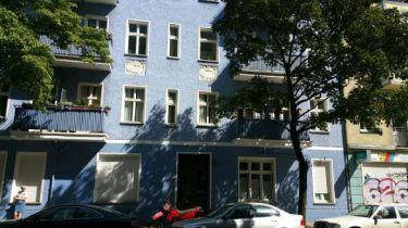 Wohngemeinschaft in Berlin  - Friedrichshain