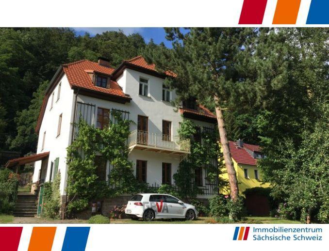 fairmietung: Erstbezug nach Sanierung! Exklusive 4-Raumwohnung mit Kamin, 2 Bädern und direktem Elbblick!