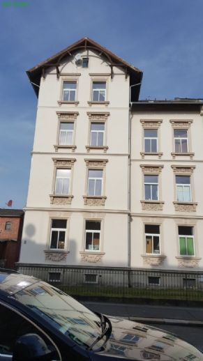 Mehrfamilienhaus aus der Jahrhundertwende in der Studentenstadt Zittau