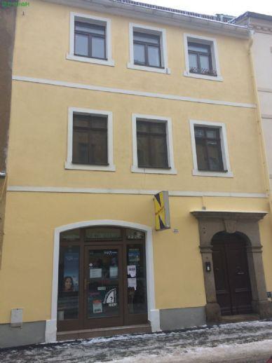 Altbauhaus im Zentrum der  Studentenstadt Zittau