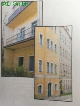 Über den Dächern der historischen Altstadt von Görlitz. Sanierte Maisonette Wohnung