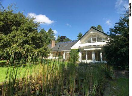 Repräsentatives Anwesen auf dem Sachsenberg in Wentorf
