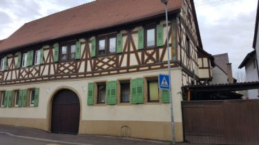 Doppelhaushälfte in Östringen  - Odenheim