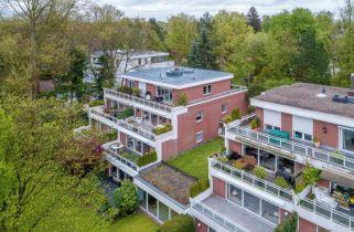 Penthouse in Hamburg  - Ohlsdorf