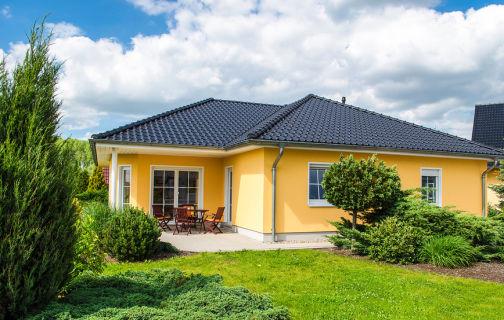 Das eigene Haus im Grünen