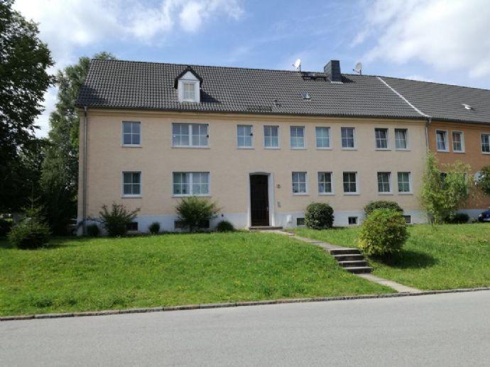 3-Raum Wohnung in Hirschfelde mit Gartennutzung