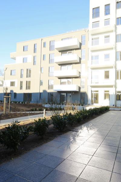 Erstklassige Wohnung in absoluter Traumlage - 2 Zi/Balk./EBK/Erstbezug
