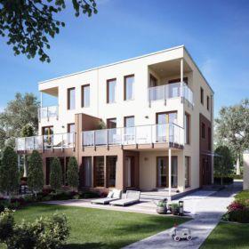 Doppelhaushälfte in Baden-Baden  - Innenstadt