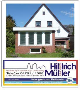 Einfamilienhaus in Bremervörde  - Hönau-Lindorf