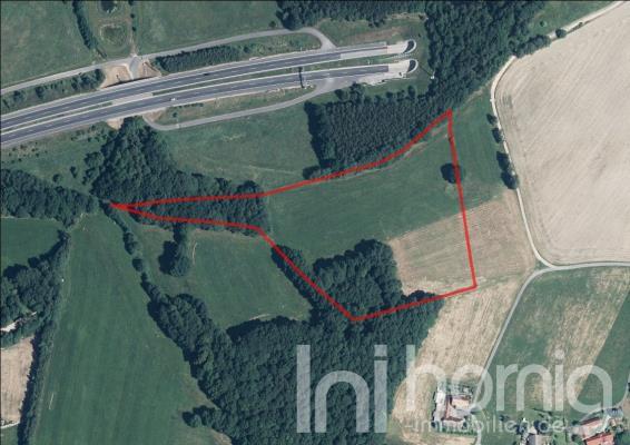 Oberlausitzer Landwirte aufgepasst: 2,1ha Landw. Nutzfläche + 0,5ha Wald