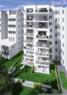 Etagenwohnung in Hamburg  - Uhlenhorst