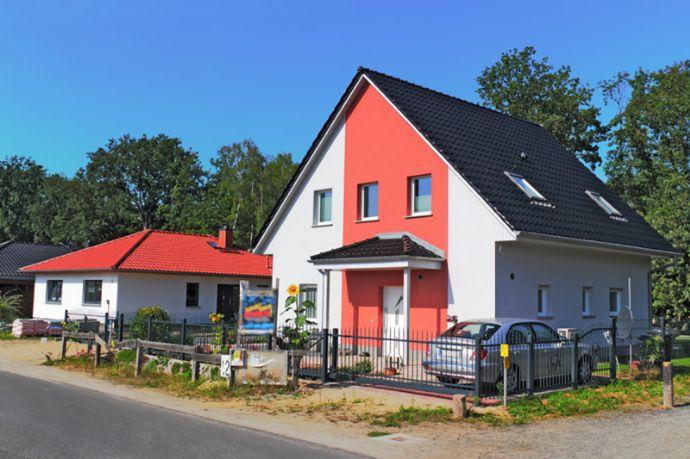 Preisbewustes Ausbauhaus in attraktiver und zugleich zentraler Randlage von Radeberg (ruhig & grün)