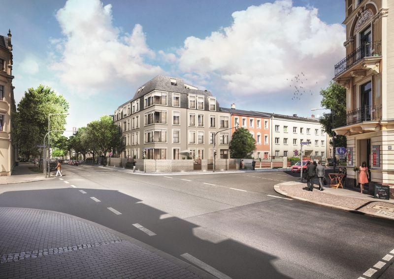 Modern & smart! Ihr neues Zuhause in Dresden-Pieschen