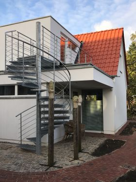 Dachgeschosswohnung in Lüneburg  - Kreideberg