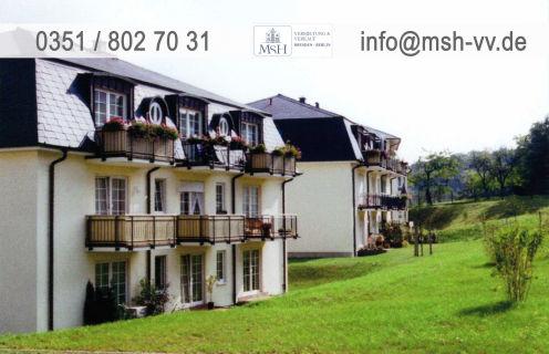 sonnige 1 Zimmer-Wohnung mit separater Küche und Süd-Terrasse