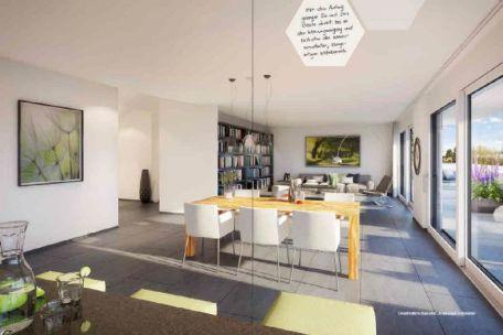 stadtvilla berlingen. Black Bedroom Furniture Sets. Home Design Ideas