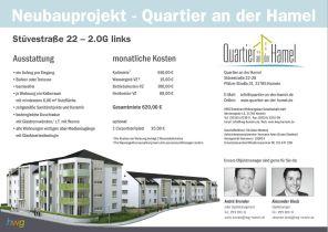 Wohnung in Hameln  - Südstadt