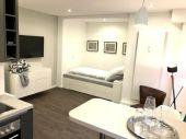 Hochwertiges, vollmöbliertes 1 Zimmer-Apartment  - ideal für Wochenendpendler -