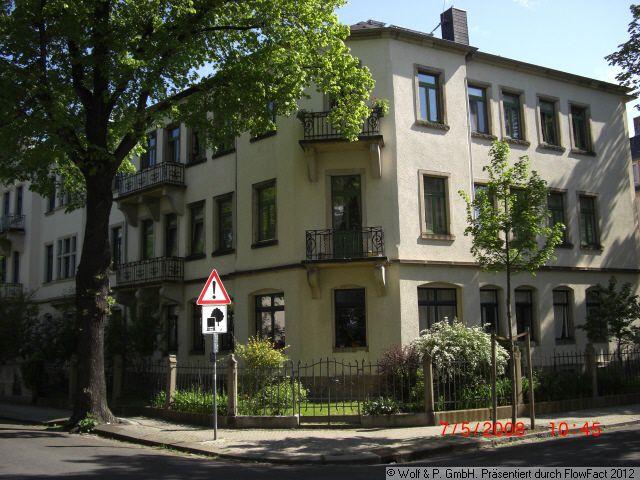 SUPER 2-Raum-WE im 2.OG mit Wannenbad, Balkon in DD-Trachau