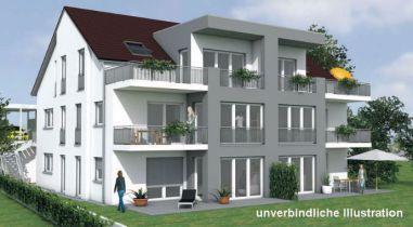 Wohnung in Herrenberg  - Mönchberg