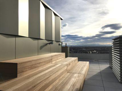Luxus-Neubau - auf Wunsch mit Möblierung im stylischen Friends-Tower!