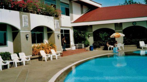 Thailand - Pattaya, Nähe Jomtien Beach - Sonne, Palmen und Meer