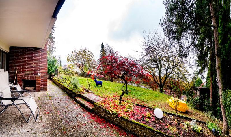 schone und helle 3-Zimmer-Wohnung mit 2 Terrassen und Garten in S-Feuerbach *ab 01.02.2018