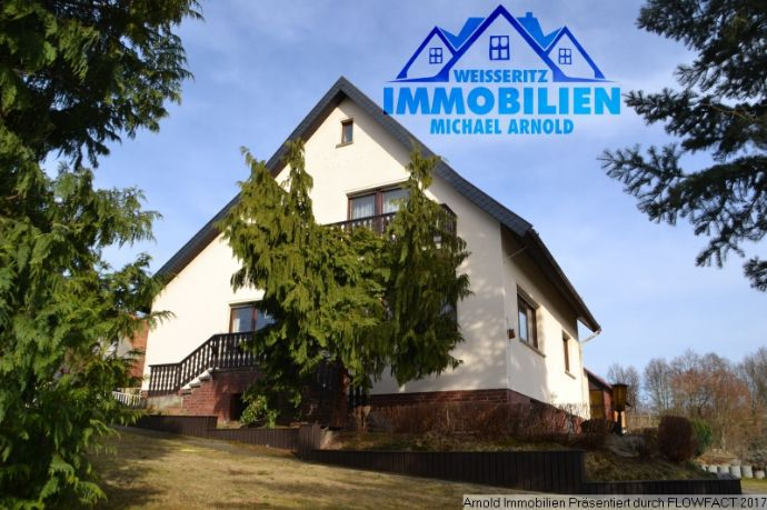 Geräumiges EFH mit idyllischen Grundstück und Panoramablick in 02692 Großpostwitz bei 02625 Bauzen