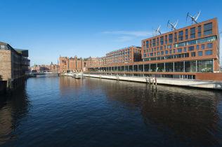 Tiefgaragenstellplatz in Hamburg  - HafenCity