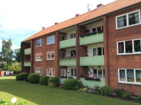 Etagenwohnung in Lütjenburg