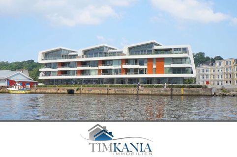 Exklusives City-Apartment mit Traumblick auf Hafen und Altstadt - 24937...