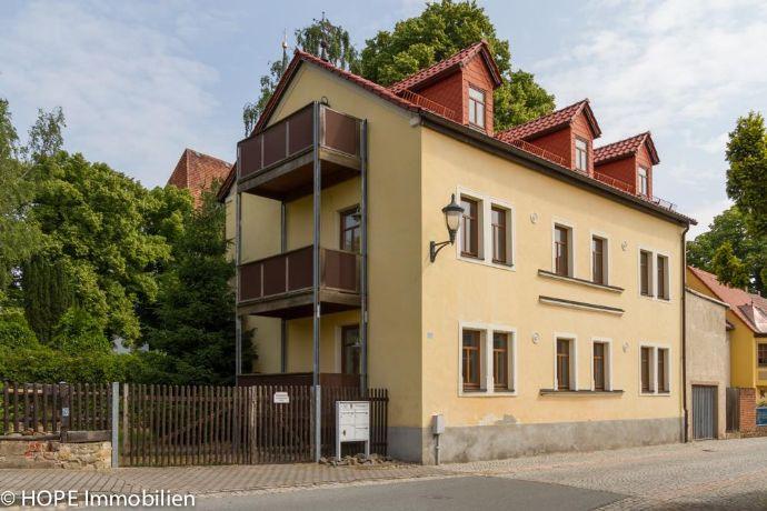 Denkmalgeschütztes Mehrfamilienhaus - ideale Nutzung als Generations- sowie Zweifamilienhaus