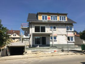Dachgeschosswohnung in Denkendorf