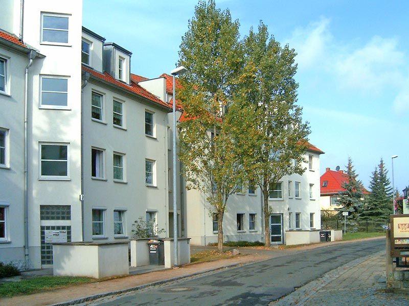 1-Raum-Wohnung im Zentrum von Coswig