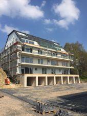 Barrierefreie Komfort-Wohnung im  1. Obergeschoss mit schönem Sonnenbalkon...